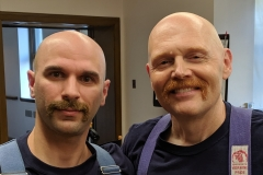 Bill Burr Stunt Double